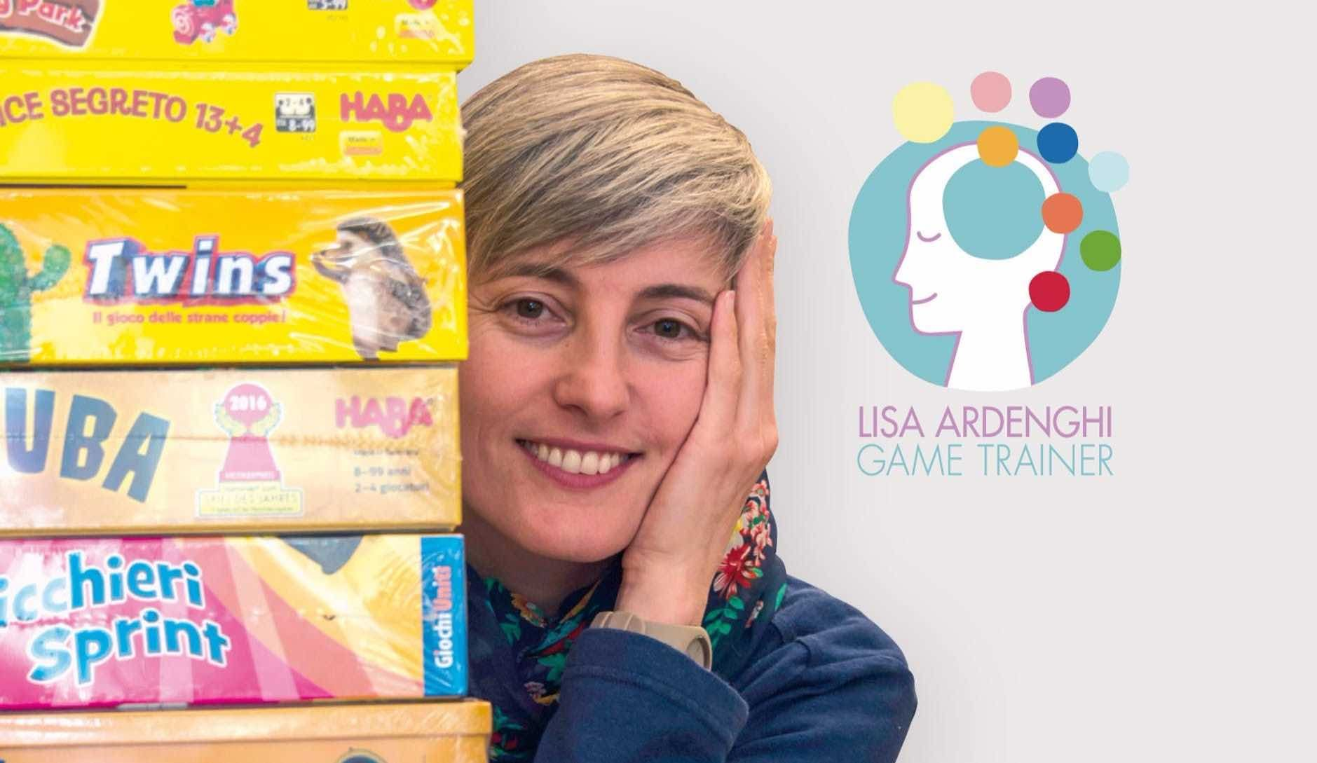 Lisa Ardenghi - Game Trainer